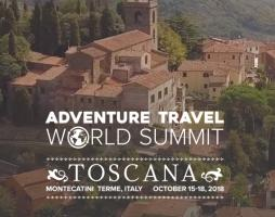 ADVENTURE TRAVEL WORLD SUMMIT - ATWS 2018